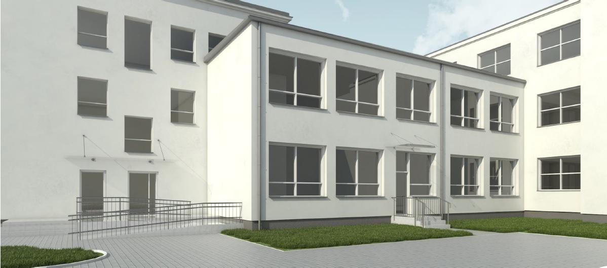 rozbudowa Szkoły Podstawowej nr 3