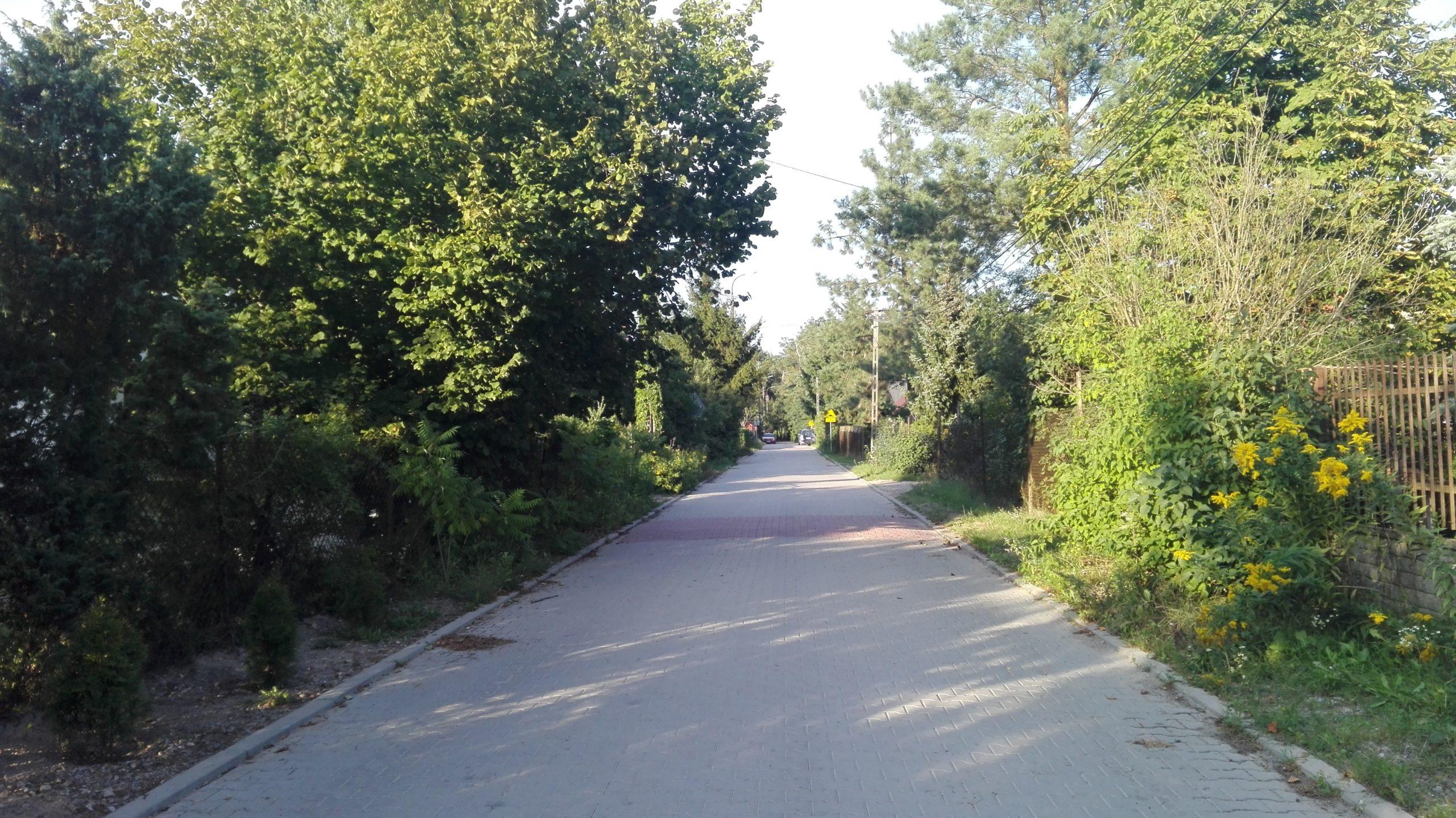 ul. Zaleśna w Piasecznie